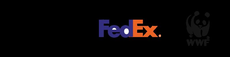 לוגו wwf פדקס ופומה
