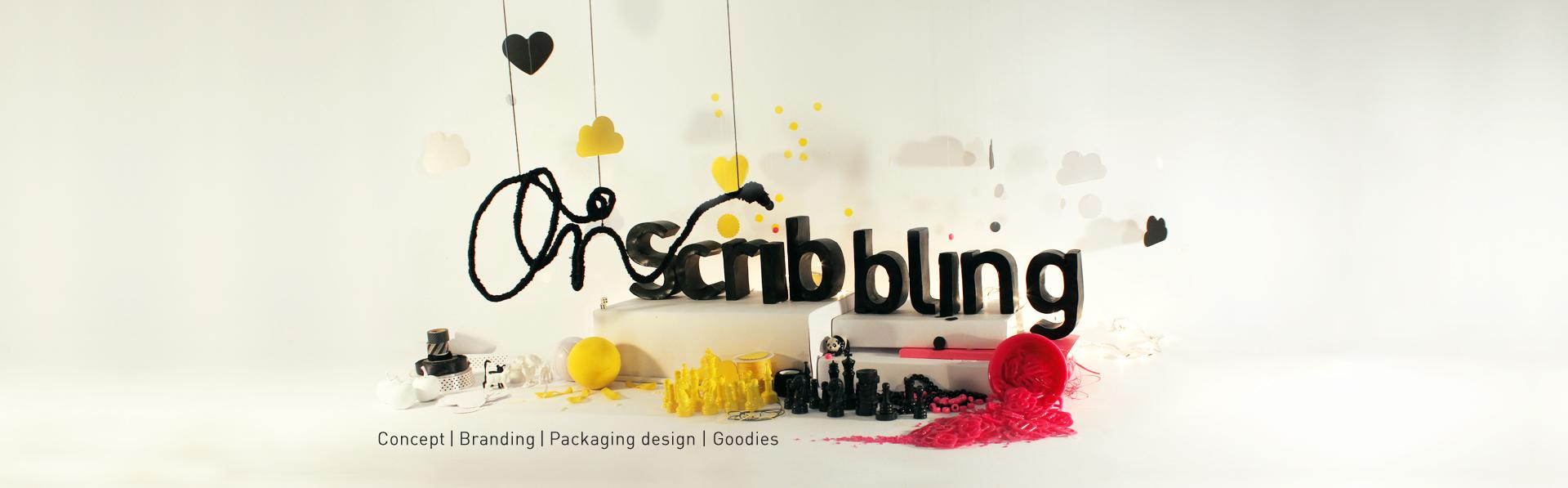 On Scribbling - בלוג מיתוג, עיצוב, אריזות ומערכות היחסים בינהם לבין הקהל