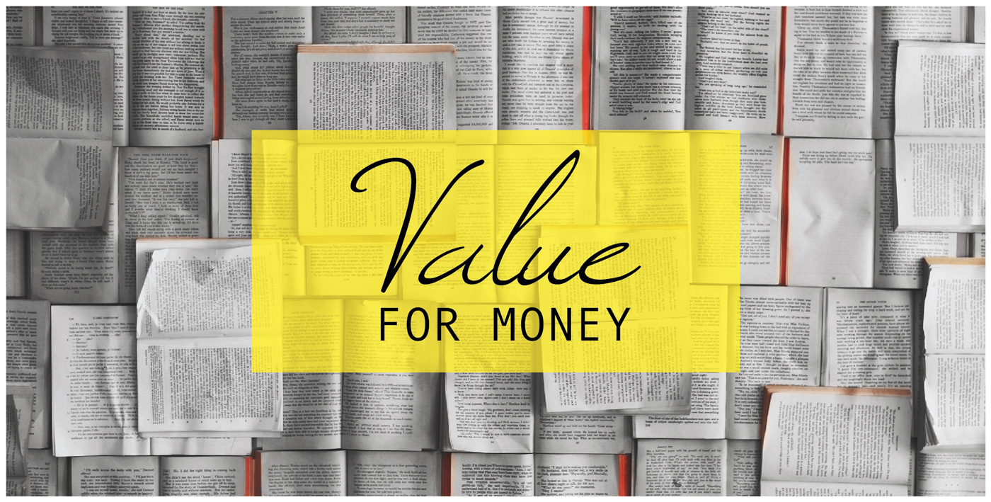 value for money רשימת ערכים לאפיון מותג | onscribbling | הגר אשחר ניר